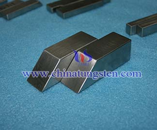 Tungsten Alloy Rivet Bar Picture
