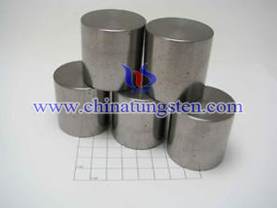 Tungsten Alloy Cylinder Picture